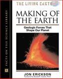 Making of the Earth, Jon Erickson, 0816045887