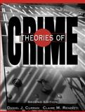 Theories of Crime, Curran, Daniel J. and Renzetti, Claire M., 0205275885