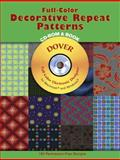 Full-Color Decorative Repeat Patterns, Judy Williams, 0486995887