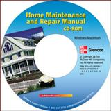 Home Maintenance and Repair Manual CD-ROM, Glencoe McGraw-Hill Staff, 0078925886