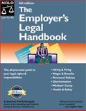 The Employer's Legal Handbook, Steingold, Fred S. and Repa, Barbara Kate, 0873375882