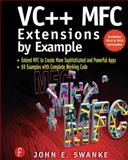 VC++ MFC Extensions by Example, Swanke, John E., 0879305886