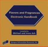 Flavors and Fragrances Electronic Handbook-2005, 5 User Network, , 1890595896