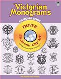 Victorian Monograms, Dover Staff, 0486995895