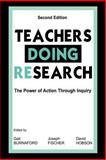 Teachers Doing Research 9780805835892