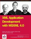XML Application Development with MSXML 4.0, Ayers, Danny and Singh, Darshan, 186100589X