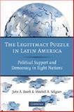 The Legitimacy Puzzle in Latin America : Political Support and Democracy in Eight Nations, Booth, John A. and Seligson, Mitchell A., 0521515890