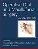 Operative Oral and Maxillofacial Surgery, , 0340945893