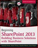 Beginning SharePoint 2013, Amanda Perran and Jennifer Mason, 1118495896