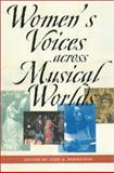 Women's Voices Across Musical Worlds, , 1555535895
