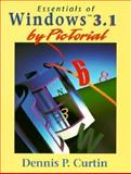 Essentials of Windows 3.1 by PicTorial, Curtin, Dennis P., 0132945894