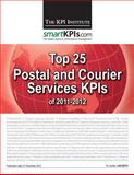 Top 25 Postal and Courier Services KPIs Of 2011-2012, The KPI Institute, 1484155890