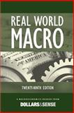 Real World Macro, 29th Ed, John Miller, Alejandro Reuss, Bryan Snyder, Chris Sturr, Dollars & Sense Collective, 1878585894