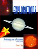 Explorations : An Introduction to Astronomy, Arny, Thomas T., 0072435909