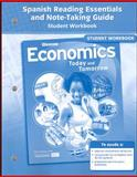 Economics : Today and Tomorrow, Spanish Reading Essentials, Glencoe McGraw-Hill Staff, 0078785901