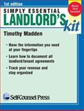 Simply Essential Landlord's Kit, Timothy Madden, 1551805901