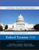 Prentice Hall's Federal Taxation 2016 Individuals, Pope, Thomas R. and Rupert, Timothy J., 0134105907