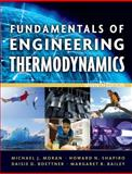 Fundamentals of Engineering Thermodynamics, Borgnakke and Moran, Michael J., 0470495901