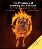 The Principles of Learning and Behavior : Active Learning Edition, Domjan, Michael P. and Stote, Deborah, 0534605907