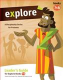 Explore for Books 7 And 8, Andrew Bush and Kevin Scott, 0898275903