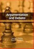 Argumentation and Debate, Freeley, Austin J. and Steinberg, David L., 0495095907