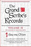 The Grand Scribe's Records, Volume IX : The Memoirs of Han China, Part II, Ch'ien, Ssu-Ma, 0253355907