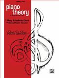 Piano Library Theory, David Carr Glover, 0769235905