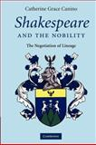 Shakespeare and the Nobility, Canino, Catherine Grace, 1107405904