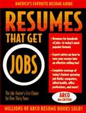 Arco Resumes That Get Jobs 9780028605906
