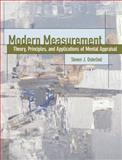 Modern Measurement : Theory, Principles, and Applications of Mental Appraisal, Osterlind, Steven J., 0130255904