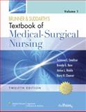 Textbook of Medical-Surgical Nursing, Smeltzer, Suzanne C. and Bare, Brenda G., 0781785901