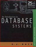 An Introduction to Database Systems, Date, C. J., 0201385902