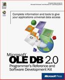 Microsoft OLE DB 2.0 Programmer's Reference and Data Access Software Development Kit, Microsoft Official Academic Course Staff, 0735605904