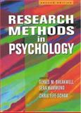 Research Methods in Psychology, Hammond, Sean, 0761965904