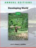 Annual Editions: Developing World 13/14, Griffiths, Robert, 0078135915
