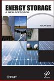 Energy Storage : A New Approach, Zito, Ralph, 0470625910
