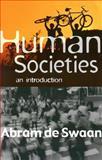 Human Societies 9780745625911