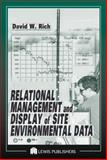 Relational Management and Display of Site Environmental Data 9781566705912