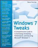 Windows 7 Tweaks, Steve Sinchak, 0470525916