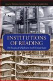 Institutions of Reading, , 1558495916