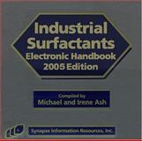 Industrial Surfactants Electronic Handbook-2005, , 1890595918