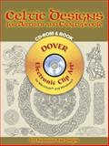 Celtic Designs for Artists and Craftspeople, Dover Clip Art Editors, 0486995917