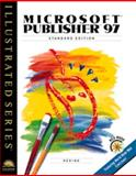 Microsoft Publisher 97 - Illustrated Standard Edition, Reding, 0760055912