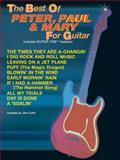 Peter, Paul and Mary/For Guitar Tab, Paul & Mary Peter, John Curtin, 0769205917