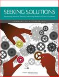 Seeking Solutions : Maximizing American Talent by Advancing Women of Color in Academia: Summary of a Conference, Committee on Advancing Institutional Transformation for Minority Women in Academia, 0309295912