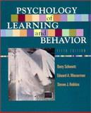 Psychology of Learning and Behavior, Schwartz, Barry and Robbins, Steven J., 0393975916