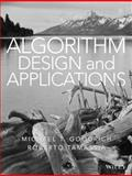 Algorithm Design and Applications, Goodrich, Michael T. and Tamassia, Roberto, 1118335910