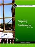 Carpentry Fundamentals, NCCER, 0132285916