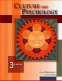 Culture and Psychology, Matsumoto and Juang, Linda, 0534535917