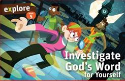 Investigate God's Word for Yourself, Andrew Bush, 0898275911